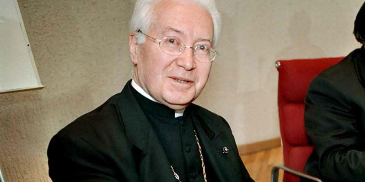 Fallece Justo Mullor, ex nuncio apostólico en México