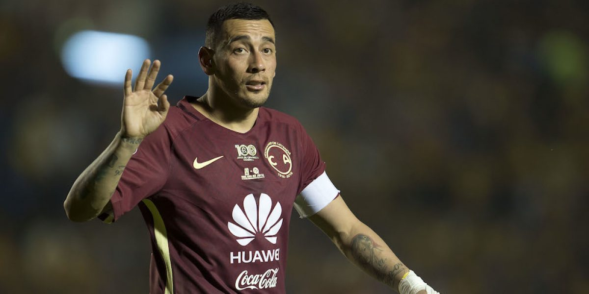 Rubens Sambueza agradece al Toluca por recibirlo