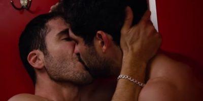 Alfonso Herrera protagoniza intensas escenas de sexo con actor español
