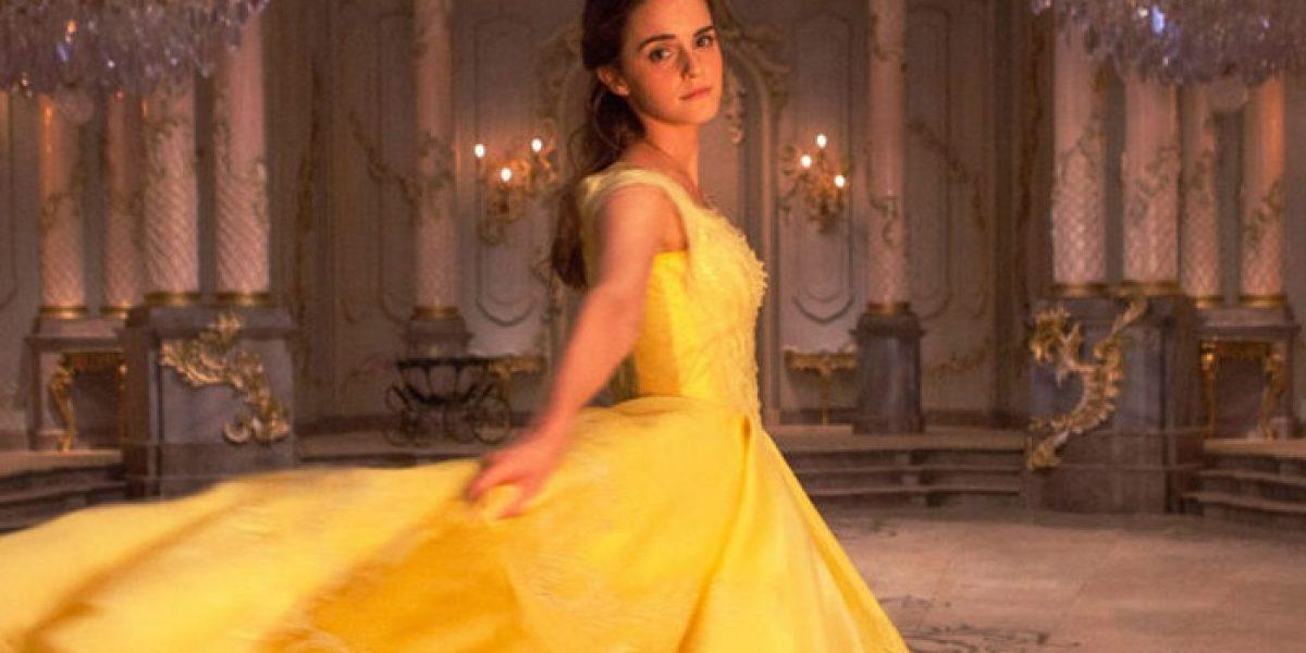 Filtran audio de Emma Watson cantando en La Bella y la Bestia