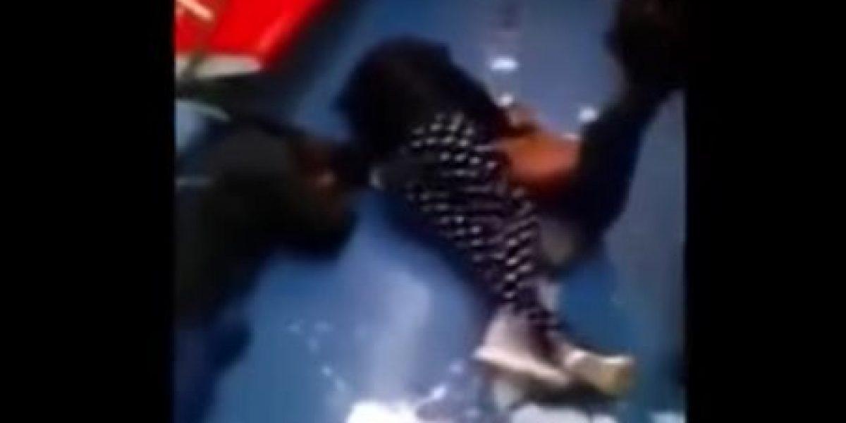 Graban intento de suicidio colectivo en metro de Pekín