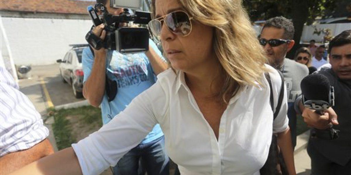 Detienen a esposa de embajador griego asesinado en Brasil
