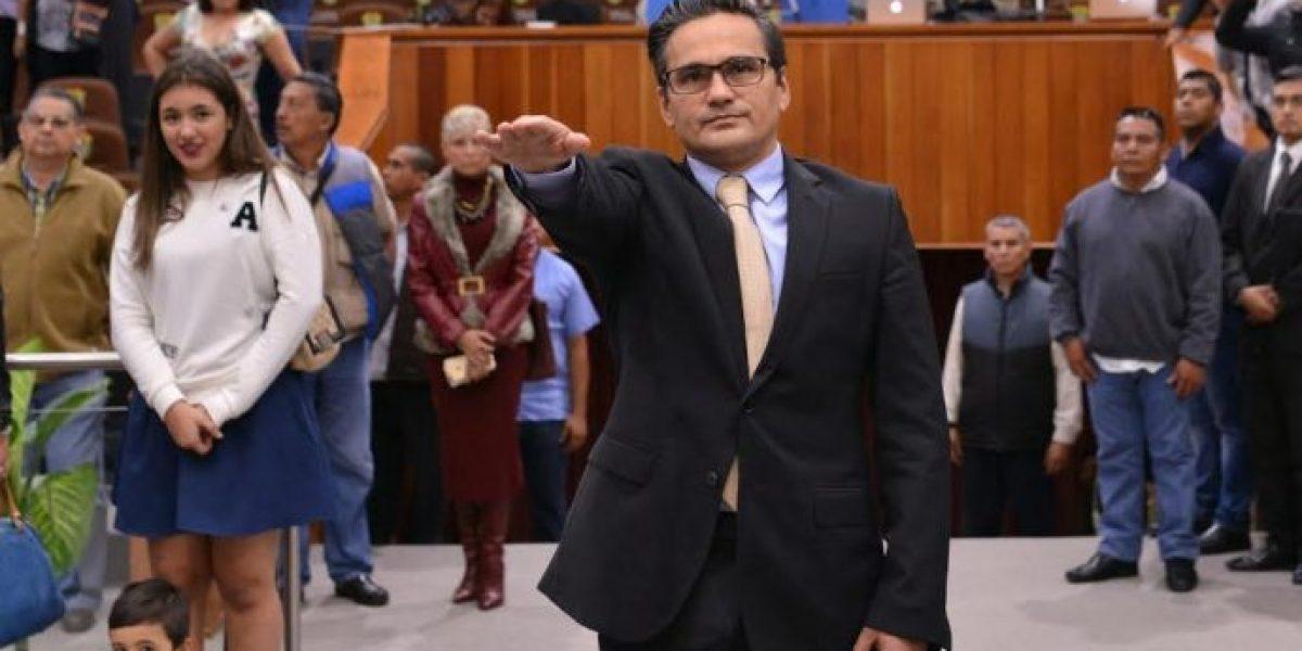 Congreso designa a Jorge Winckler como nuevo Fiscal de Veracruz