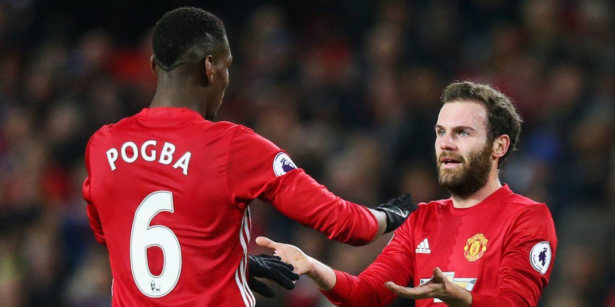 Manchester United sufre pero se impone al Middlesbrough