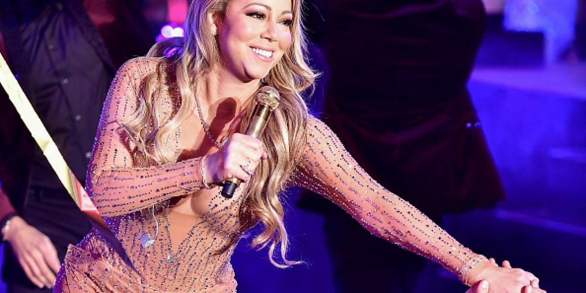 Así fue como el playback arruinó presentación masiva de Mariah Carey