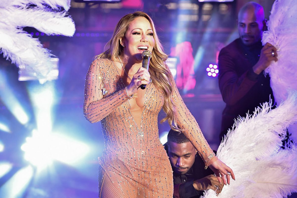 © 2016 James Devaney. Imagen Por: Mariah Carey. Foto | Getty