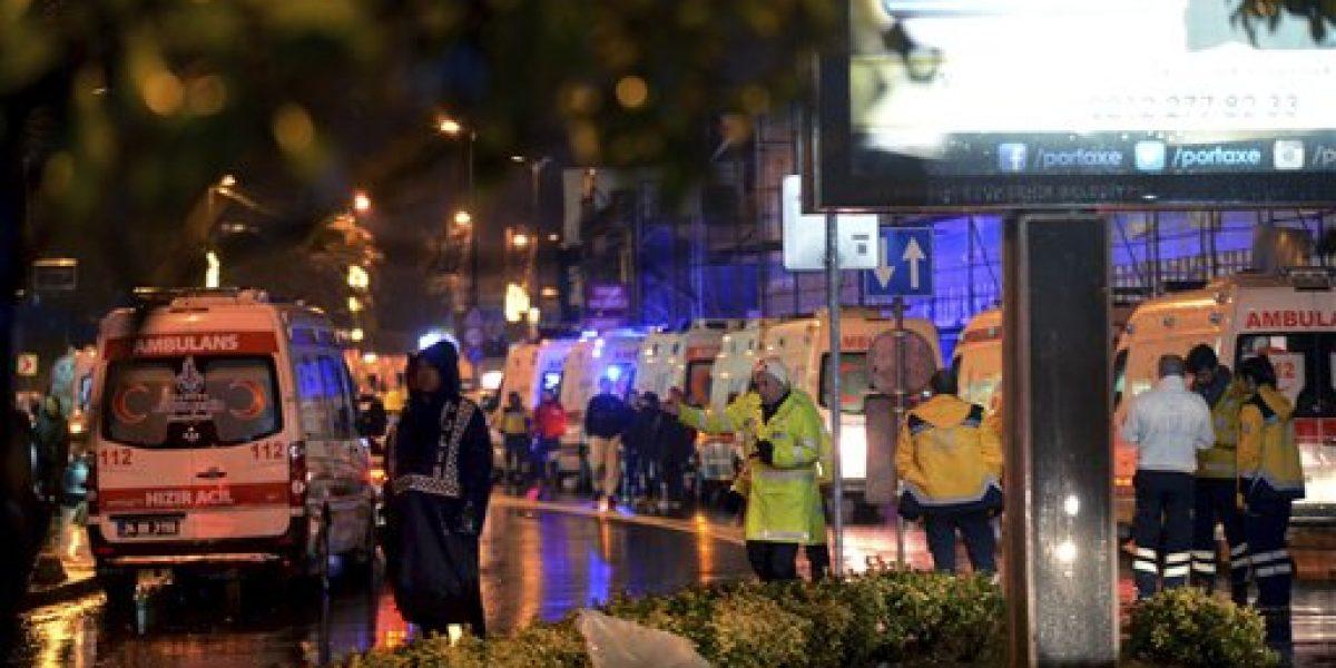 Aumenta a 39 el número de muertos por ataque en Turquía