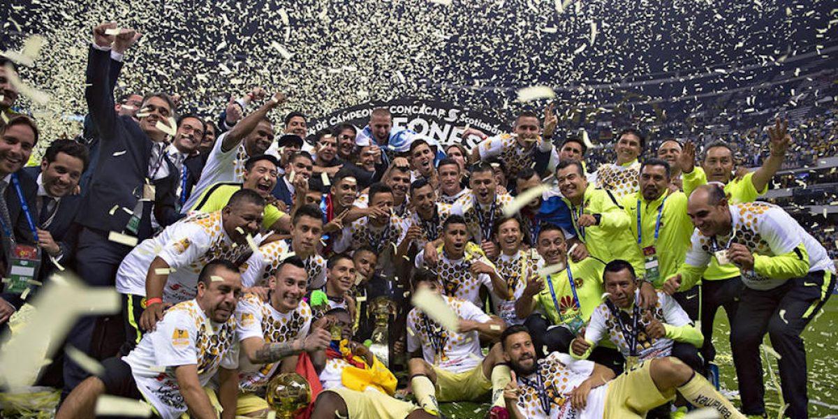 América, el mejor equipo de México en 2016
