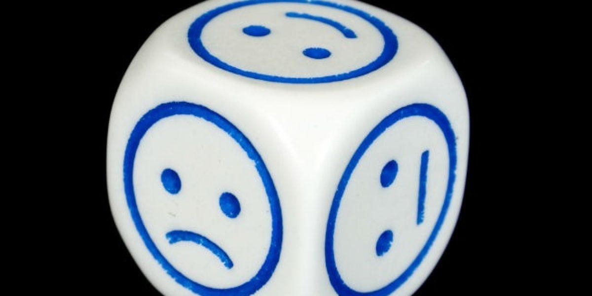 Trastorno bipolar afecta a 1.7% de la población