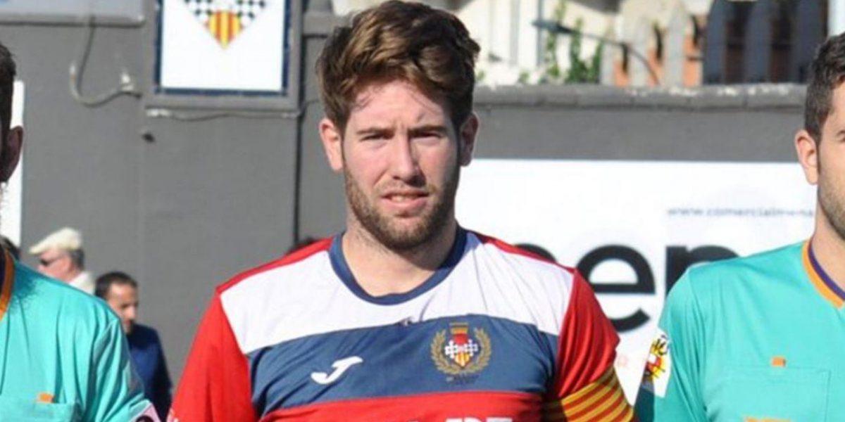 Fallece en accidente automovilístico futbolista español