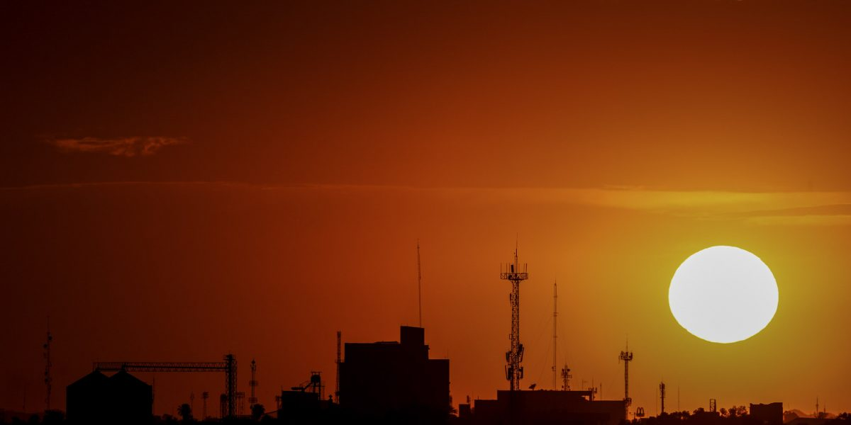 2016, el más cálido de la historia por el calentamiento global