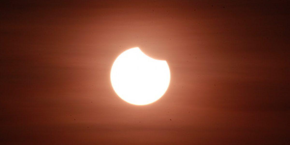 ¿Cuándo es el primer eclipse del año?