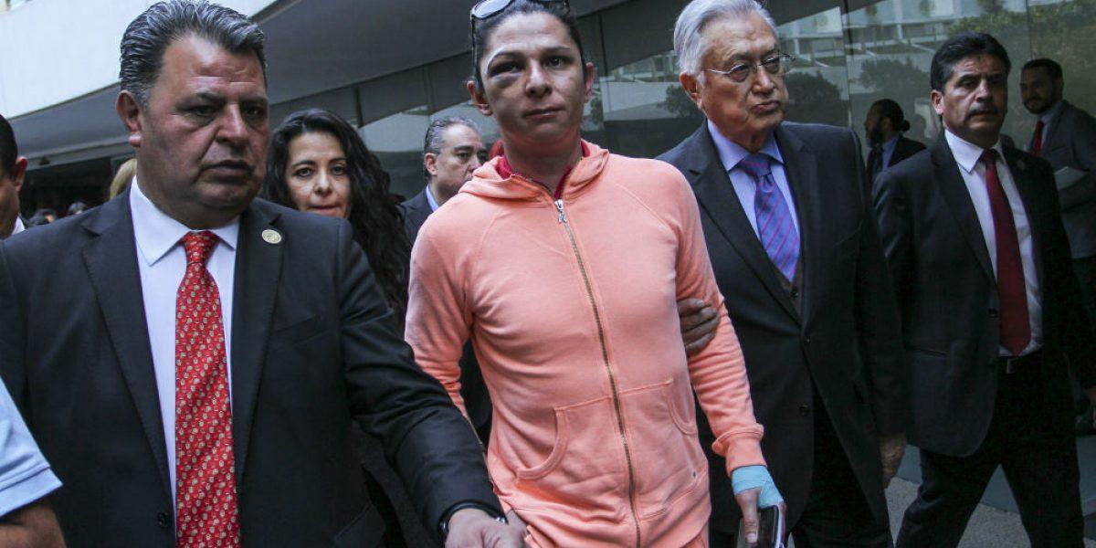Niegan suspensión a presunto agresor de Guevara; puede ser detenido