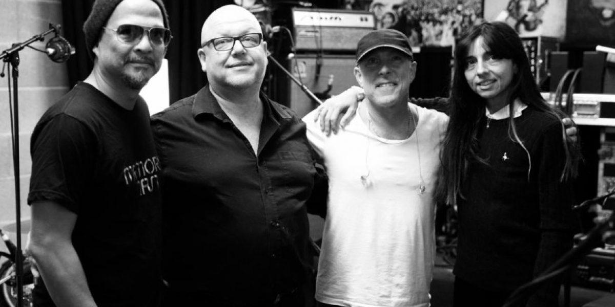 Pixies viene a México en 2017