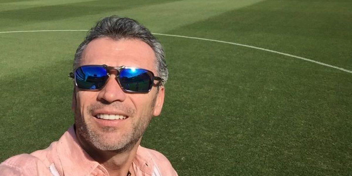 José Luis Higuera adopta el apodo que le puso Peláez