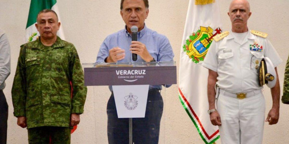Detienen a 37 presuntos secuestradores en Veracruz