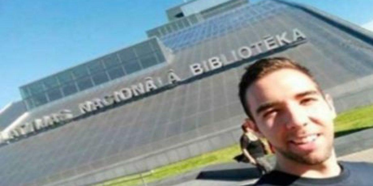 Denuncian irregularidades en detención de estudiante en Letonia