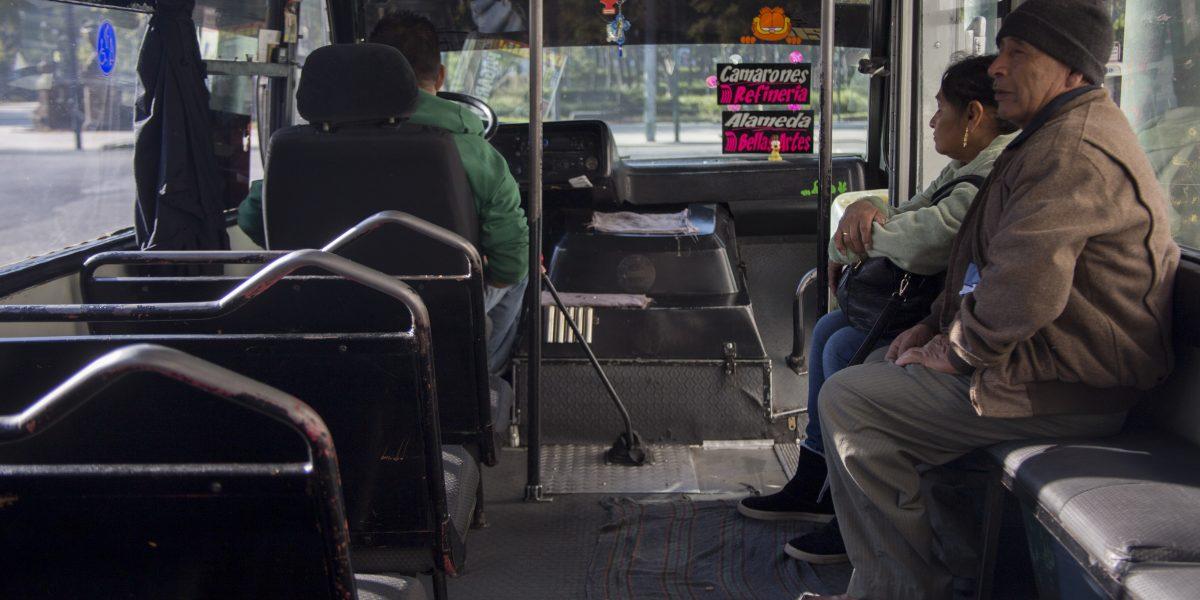 En este momento no hay incrementos al transporte público en CDMX: Serrano