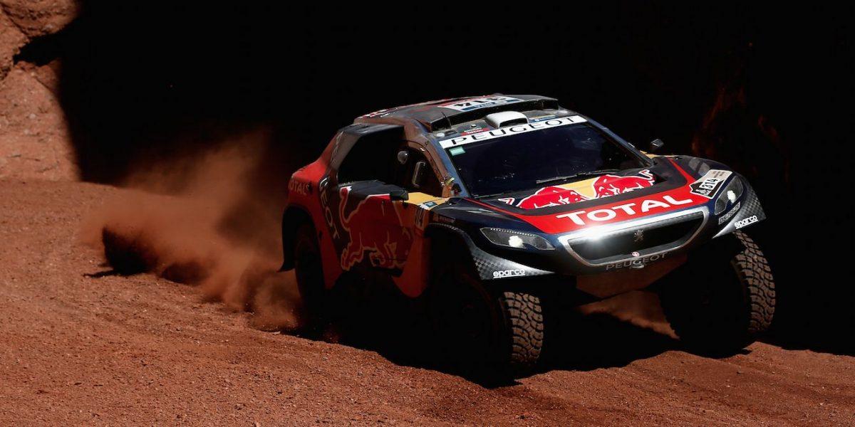 Sebastien Loeb domina segunda etapa del Dakar 2017