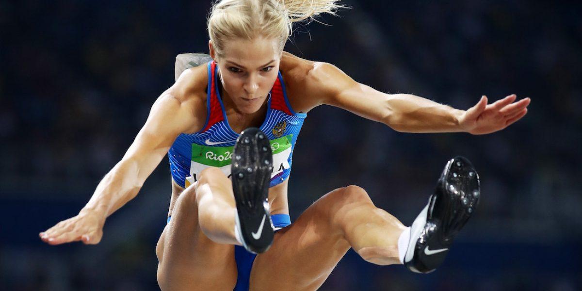 Atletas rusos tendrán la oportunidad de competir internacionalmente