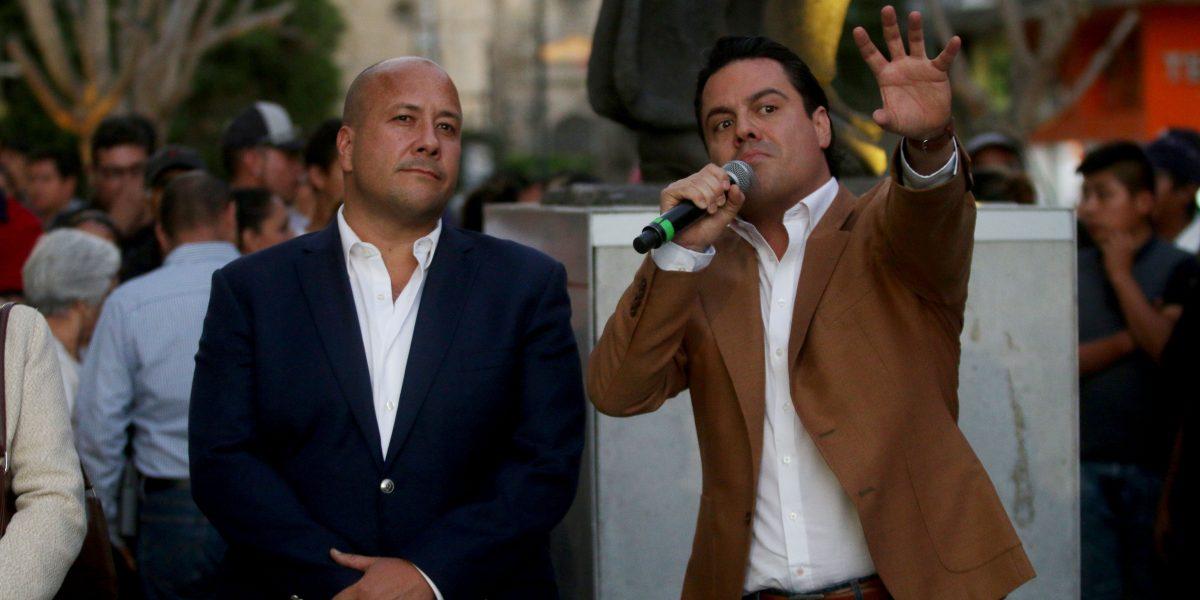 """Alcalde de Guadalajara condena agresión contra manifestantes de """"gasolinazo"""""""