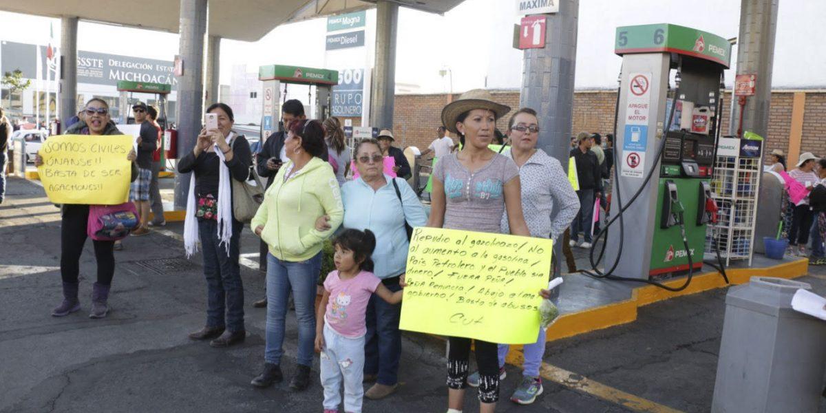 Marchas provocan caos vial este lunes en la CDMX