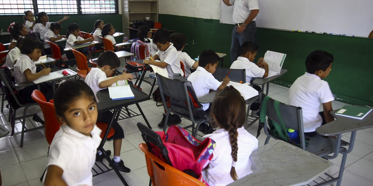 Así fue el regreso a clases en Quintana Roo
