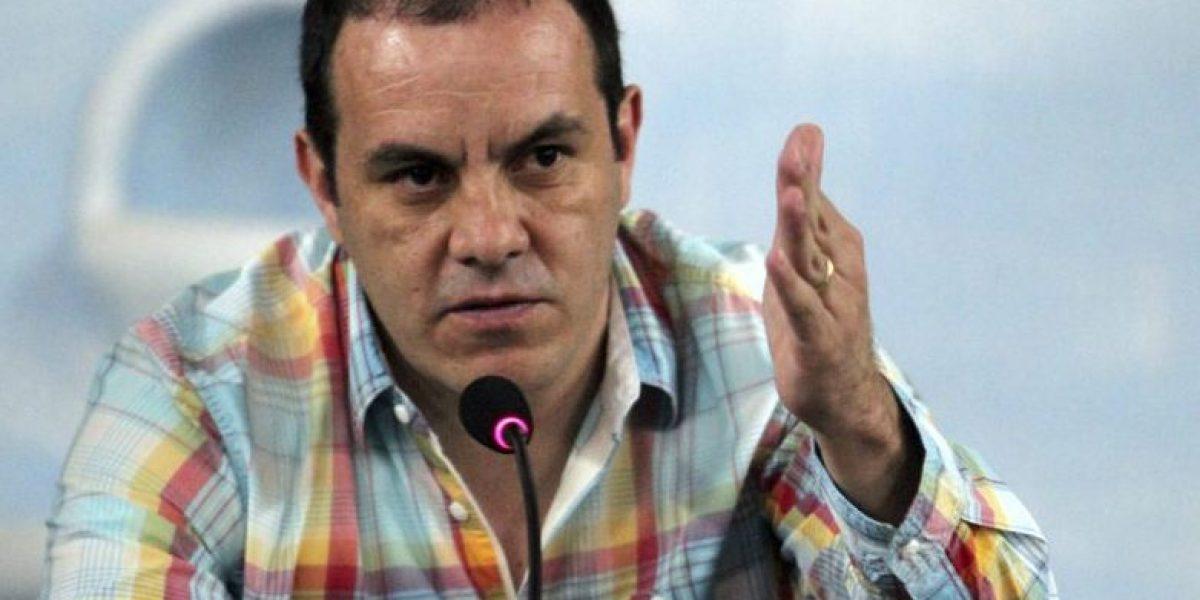 """#Confidencial: """"El Cuau"""" va contra Graco Ramírez"""