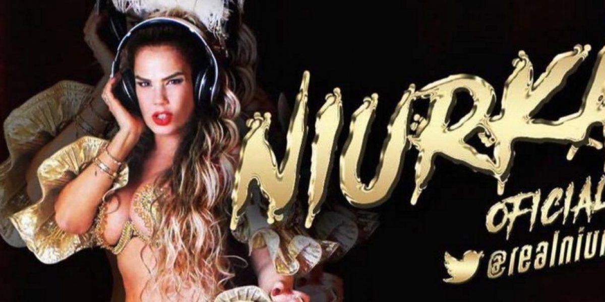 Niurka no se deja y crea campaña en Twitter contra su usurpadora