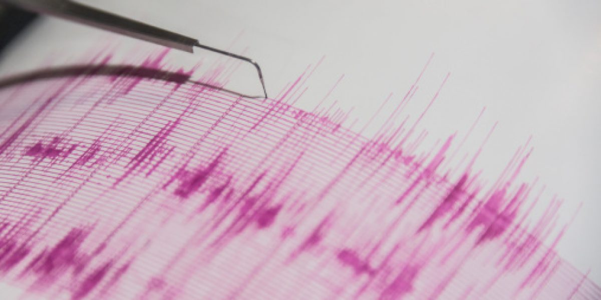 Se registra sismo en Chiapas, magnitud preliminar de 5.2 grados