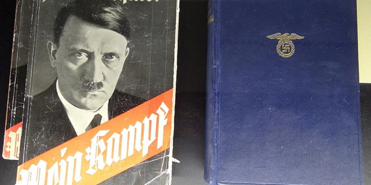 """Mi lucha"" de Hitler rompe récord de ventas en Alemania"