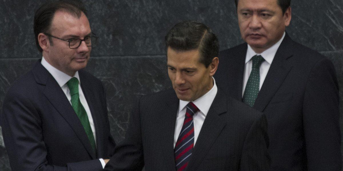 Regresa Videgaray al gabinete de Peña