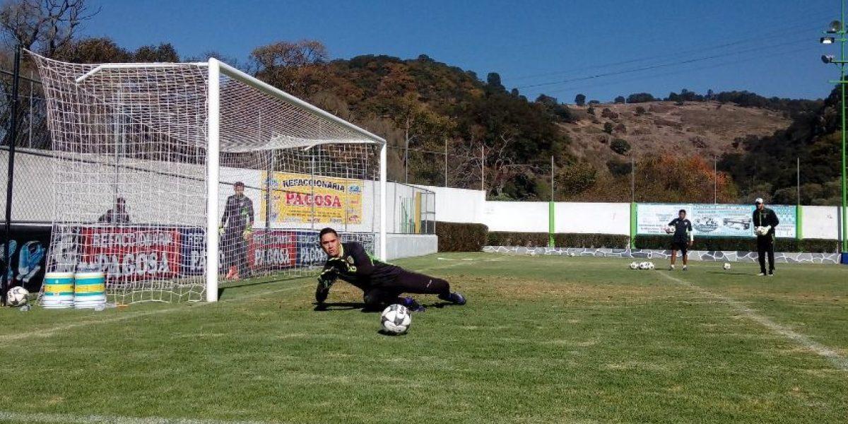 Para Moisés Muñoz, llegar a Jaguares fue la mejor opción