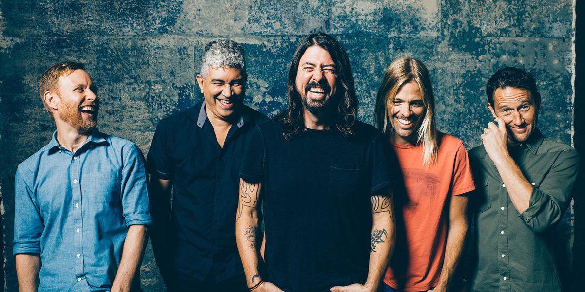 Reportan que Foo Fighters podrían estar grabando nuevo disco