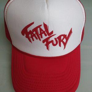 Además de playeras y tazas, los diseños incluyen gorras. | Cortesía Blasfemia