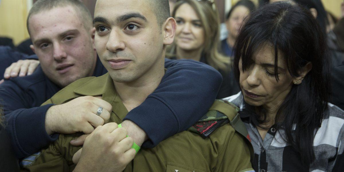 Israel condena por homicidio a soldado que mató a palestino
