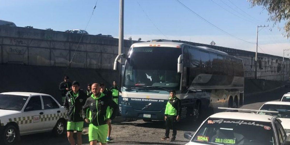 """Bloqueos por """"gasolinazo"""" en Edomex afectaron a Jaguares de Chiapas"""