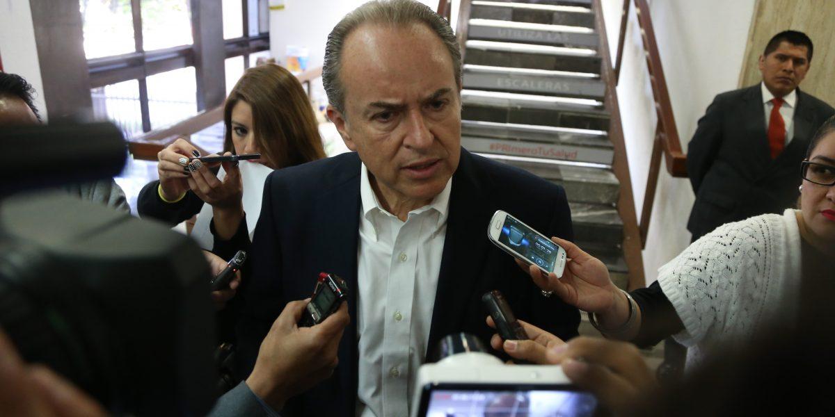 Ford deberá reintegrar gastos al gobierno de SLP: gobernador