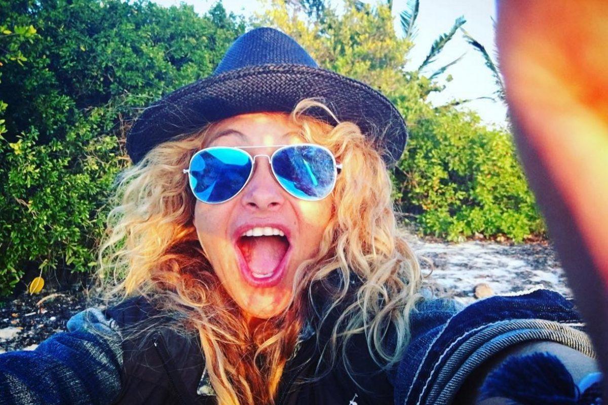 Paulina Rubio. Imagen Por: Vía instagram.com/paurubio