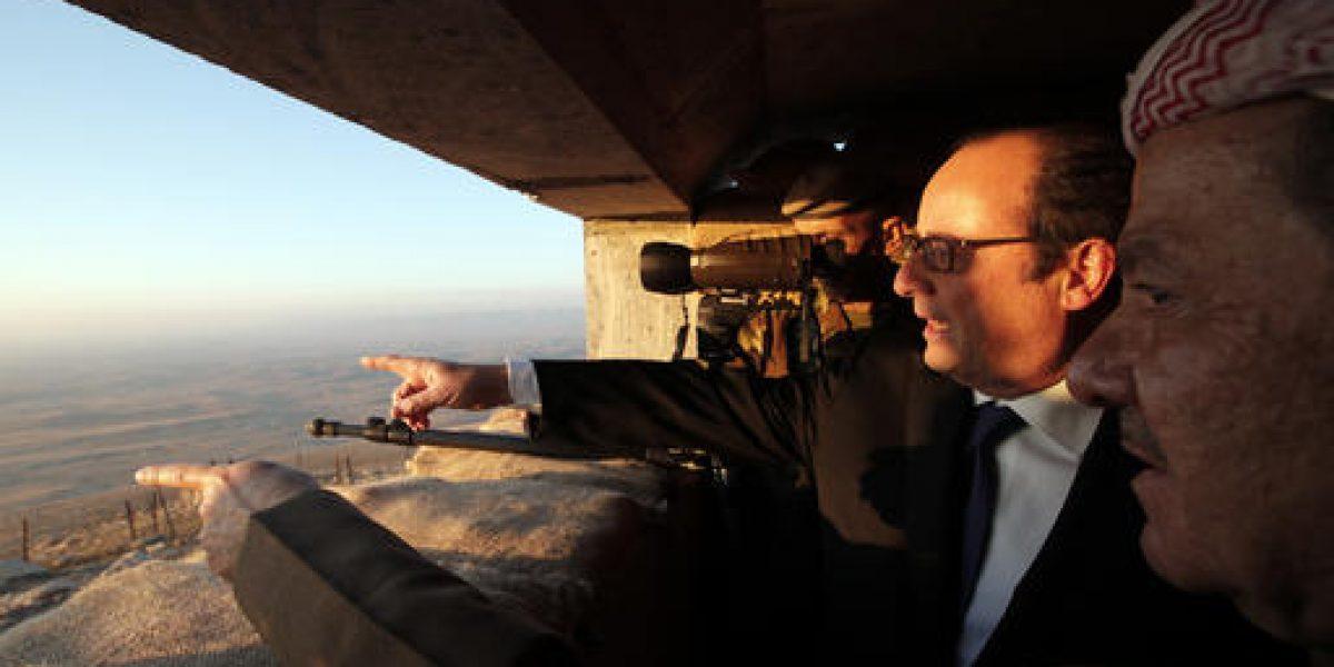 """François Hollande, autorizó al menos cuatro """"asesinatos selectivos"""""""