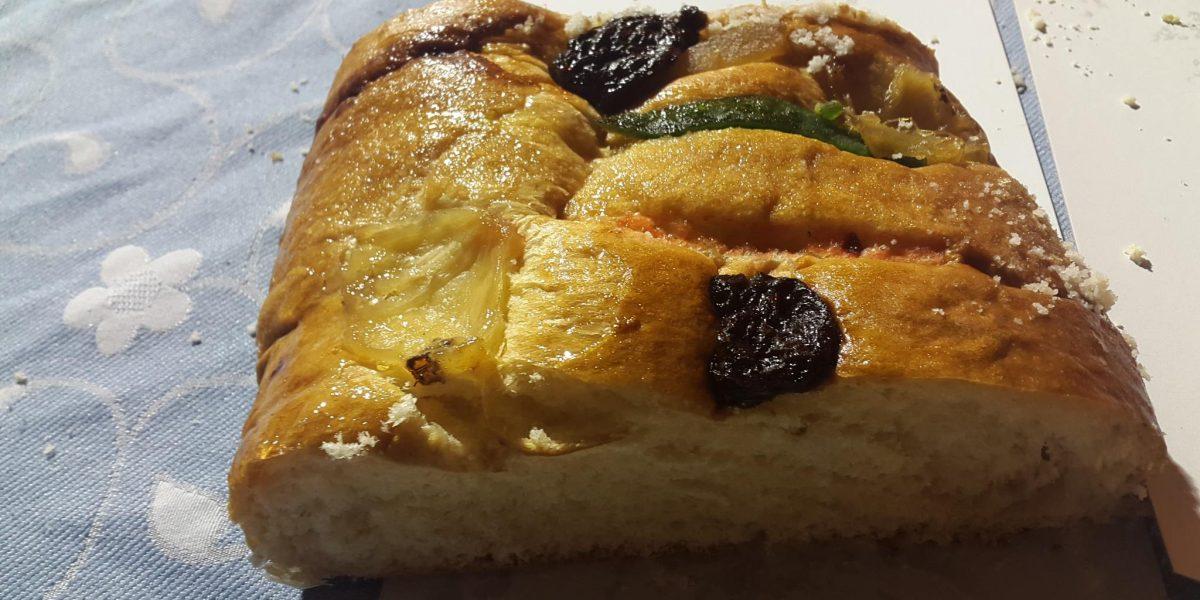 La rosca de Reyes más grande del Sureste mexicano