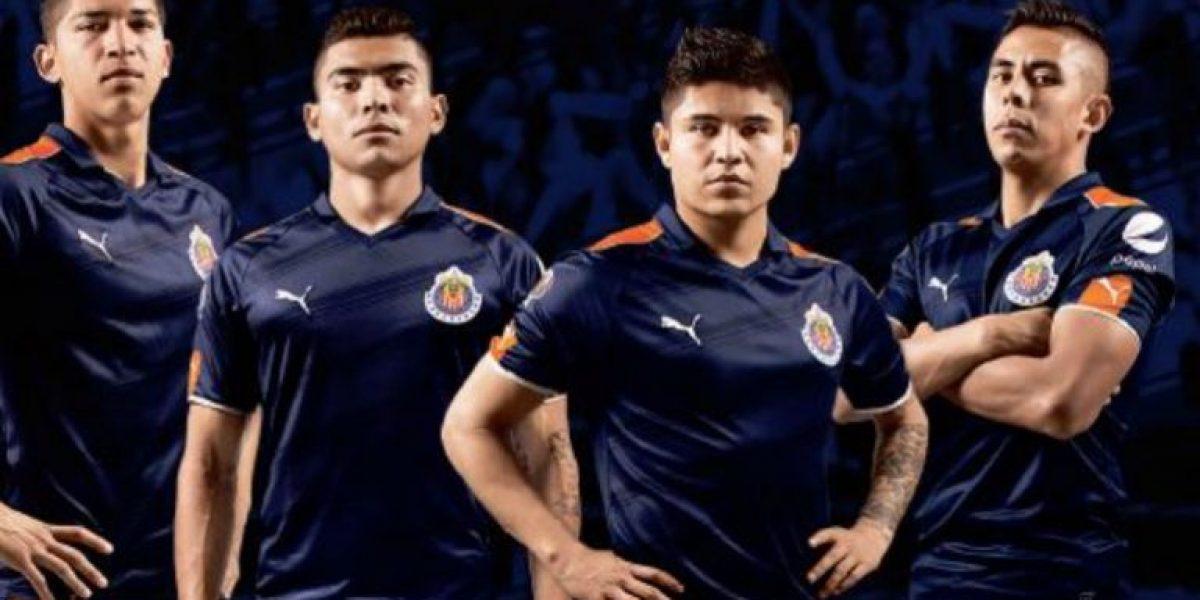 Así será el tercer uniforme de Chivas para el Clausura 2017