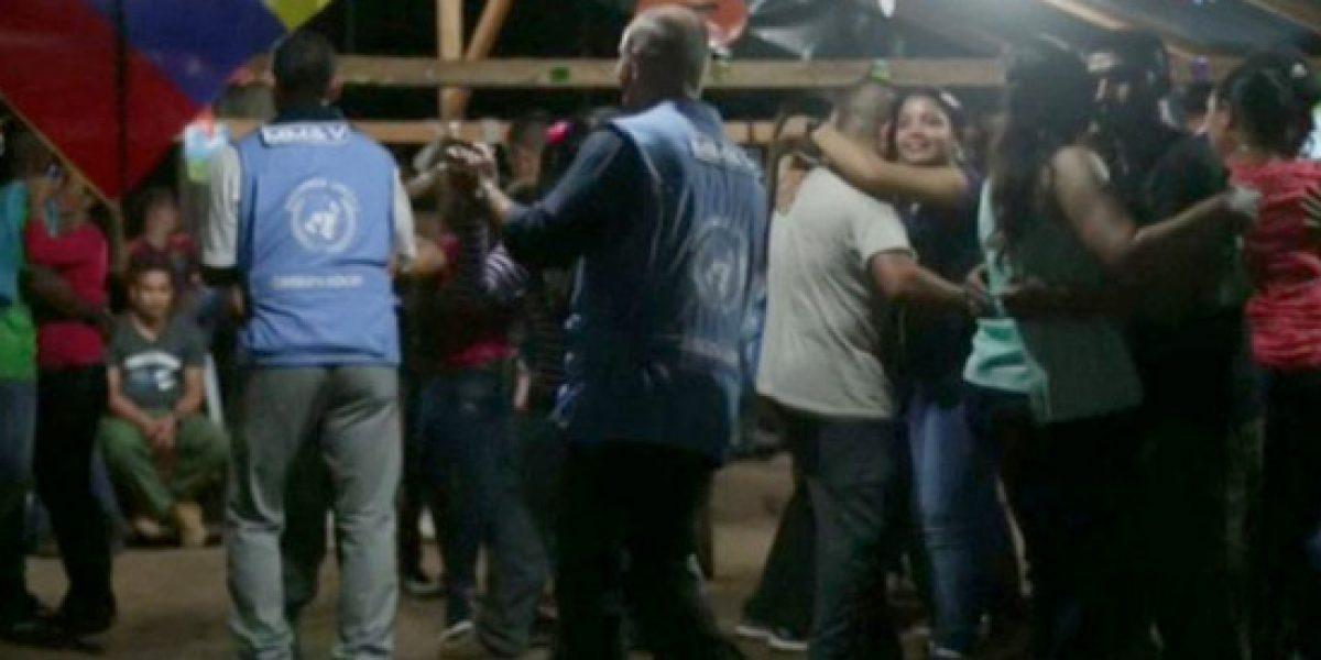 Surgen nuevos detalles del baile de observadores de la ONU con las FARC
