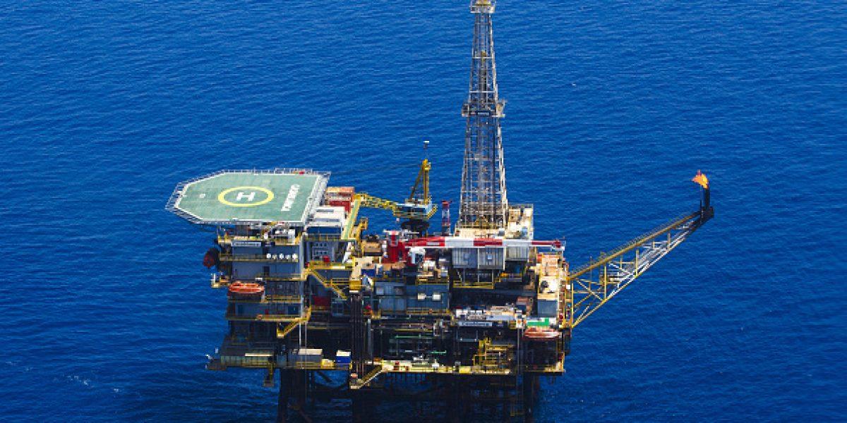 Reportan incendio en plataforma petrolera en Golfo de México