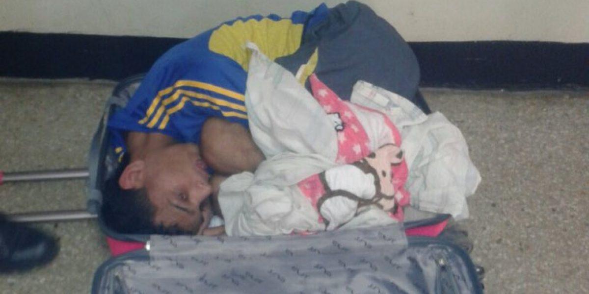 Venezuela: Joven intentó sacar a su novio de la cárcel en una maleta