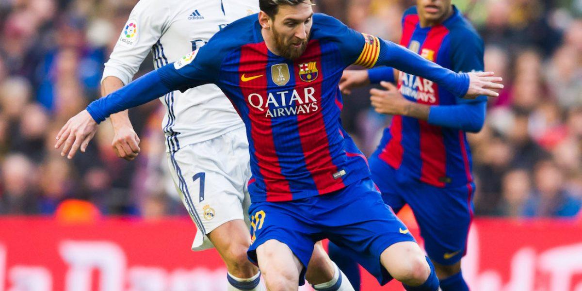 Messi y Cristiano Ronaldo lideran el equipo ideal de la UEFA