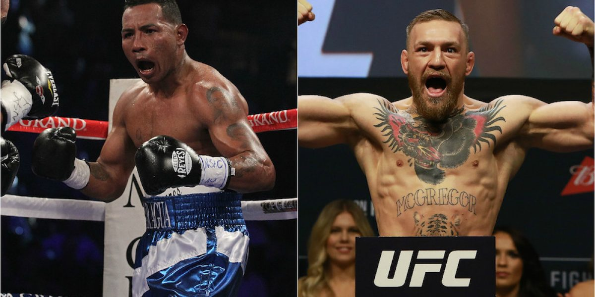 "VIDEO: ¡Se sube al tren! Ricardo Mayorga dice que va ""a matar"" a Conor McGregor"