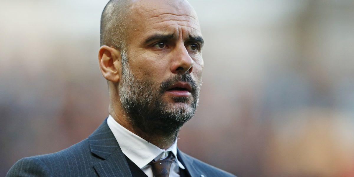 Pep Guardiola asegura que no se retirará del futbol