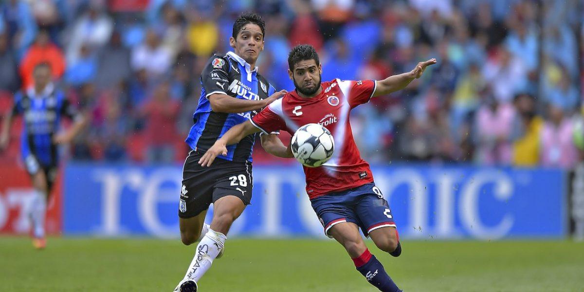 Veracruz vs. Querétaro ¿A qué hora juegan en la Jornada 1 del Clausura 2017?