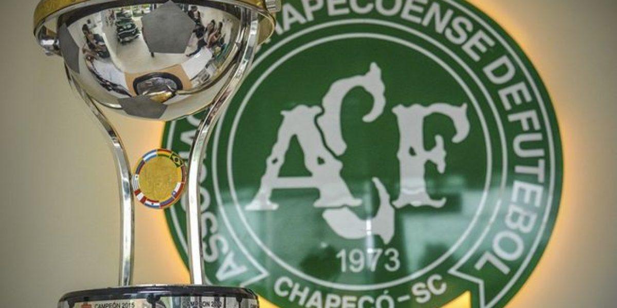 Chapecoense ya tiene fecha para sus primeros juegos tras avionazo